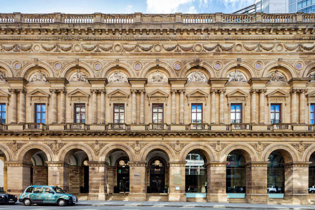 Manchester's Free Trade Hall